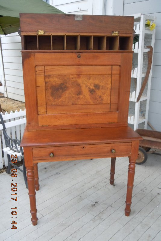 Plantation Desk from 1880's – Price: $465.00 - New Arrivals! Aurora Antiques  - Antique - Antique Plantation Desk Antique Furniture