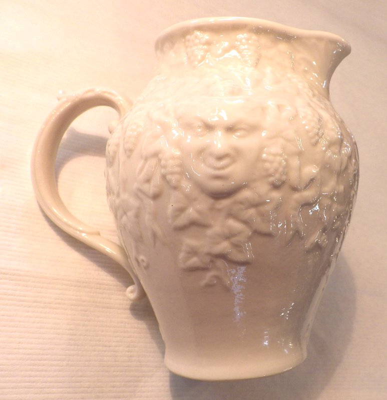 Irish Belleek Pitcher